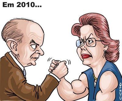 Pesquisa Ibope - Segundo Turno - Eleições 2010