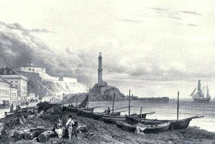 Lanterna di Genoa