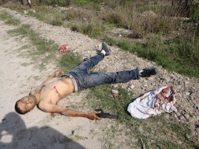 AK 47 Bullet Wound http://www.borderlandbeat.com/2010/03/pictures-of-shootout-in-anahuac.html