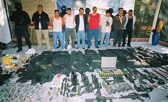 mexican drug cartels Prosecutors say a flurry of modest deposits was one of the many schemes  hatched by mexican crime cartels trying to bring billions of dollars in.