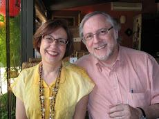 Paulo Roberto e Carmen Licia