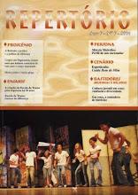 Revista Repertório nº9.