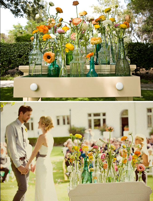 Capitol Inspiration DIY Wedding Ceremony Altars