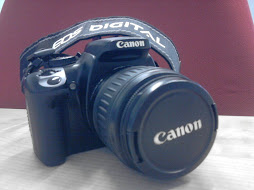 MY CANON 400D  CAMERA