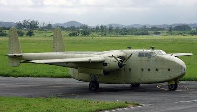 Os vagoes da Força Aérea Brasileira C-82+FAB