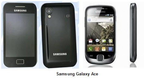 Galaxy Ace is powerful and