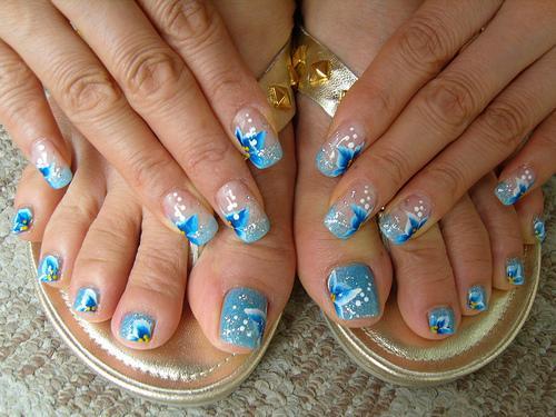 nail arts fashion december 2010