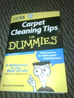 Carpet Cleaning Tips For Dummies, 2nd ed.