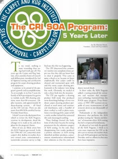 The CRI SOA Program: 5 Years Later