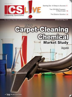 ICS Cleaning Specialist magazine, February 2010