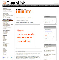 CleanLink Minute Spotlights CRI SOA, Valuable Carpet Resources