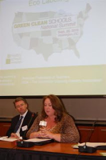 CRI Government Director Jennifer Mendez Speaks to Green Clean Schools National Summit in DC