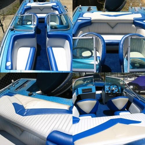 Roeber Custom Designs Roeber Custom Designs Boat Upholstery