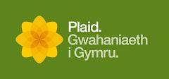 Plaid. Gwahaniaeth i Gymru.