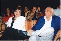 With Yash Chopra