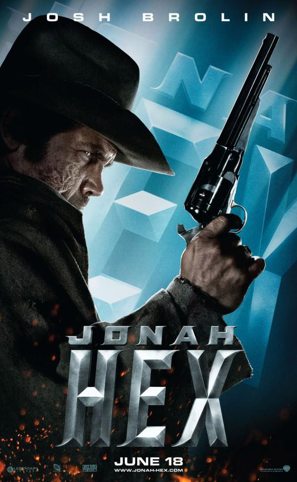 Jonah Hex Character Posters | - 110.6KB