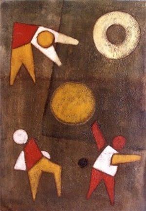Juego de Pelota  - Serie Maya