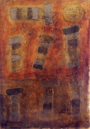 Columnas - Serie Maya