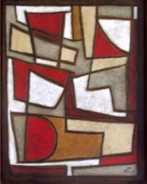 Serie Piedras - Untitled