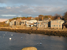 Rockport cottages by the sea