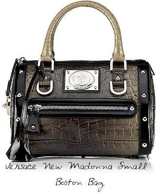 Versace Handbags | Luxury Fashion Blog Haute Mimi International By