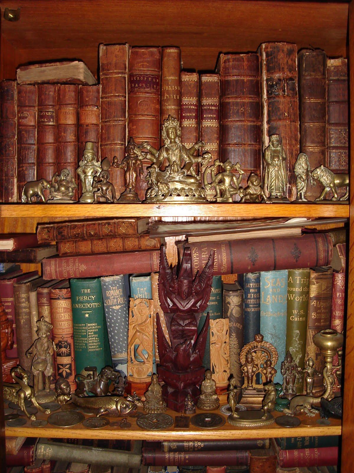 Amanda 39 S Assorted Ramblings My Cabinet Of Curiosities