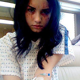 Demi Lovato Hospital on Demi Lovato En Grey S Anatomy