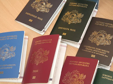 Have Passport will travel