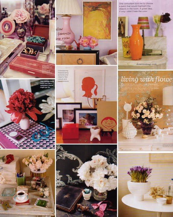 Vignettes emily ann interiors for Schematic design interior layout vignette