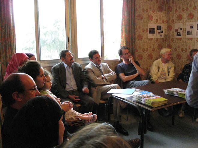RDV du 18 juin, présentation et ouverture de la résidence