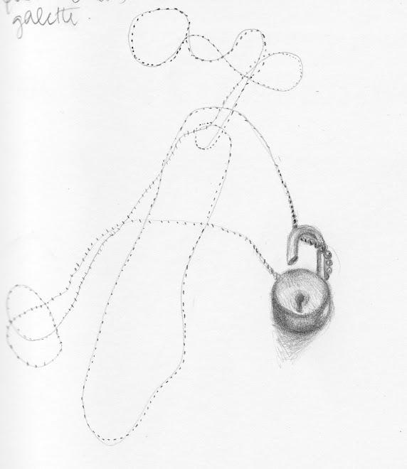 cadenas (suite des objets trouvés. Alexia turlin)