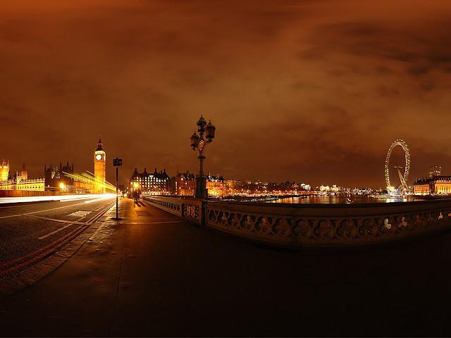 Digital Urban Wallpaper Night Light
