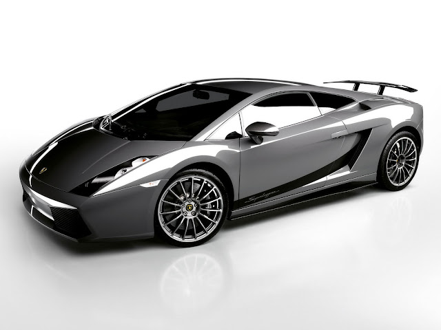 Lamborghini Gallardo Superleggera Wallpaper