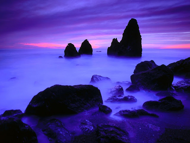 Rodeo beach california Nature wallpaper