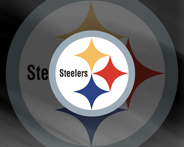 NFL pittsburgh steelers logo wallpaper