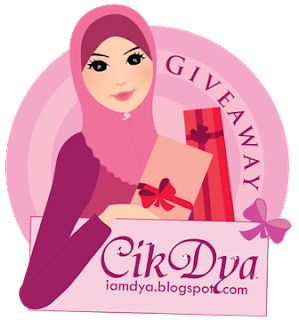 Lucky Giveaway by Cik Dya