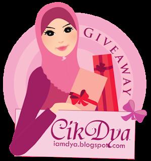 Lucky Giveaway by Cik Dya