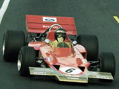 1970s Fashion Fads on Motorsport Retro    Denny Hulme 1970 Mclaren M14a Formula 1 Car For