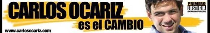 Carlos Ocariz - Primero Justicia