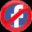 Facebook Disconnect Logo (64 x 64)