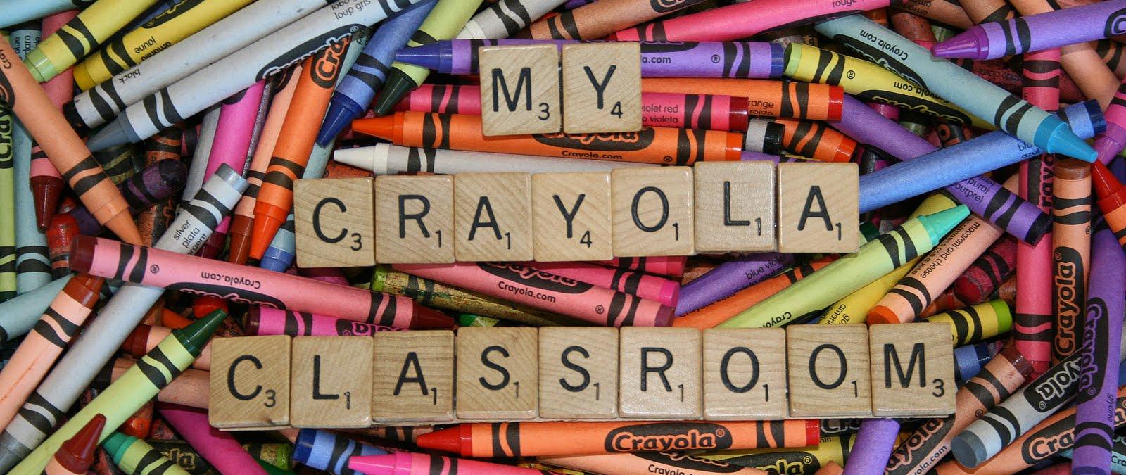 My Crayola Classroom