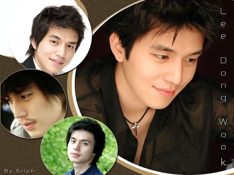 Lee Dong Wook - Wallpaper Gallery