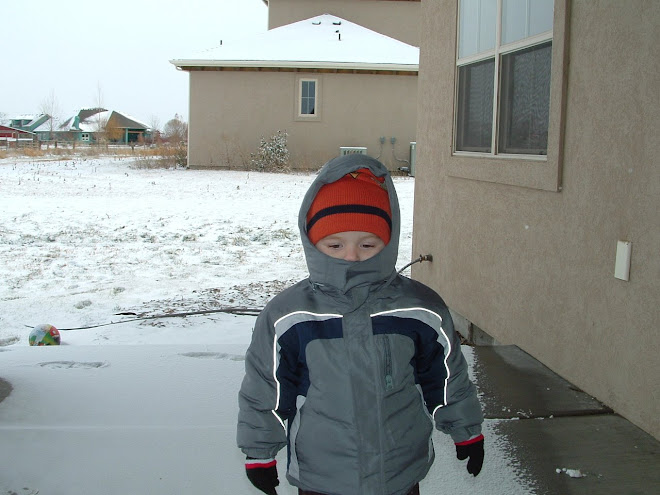 Jagger looks like the little brother from The Christmas Story