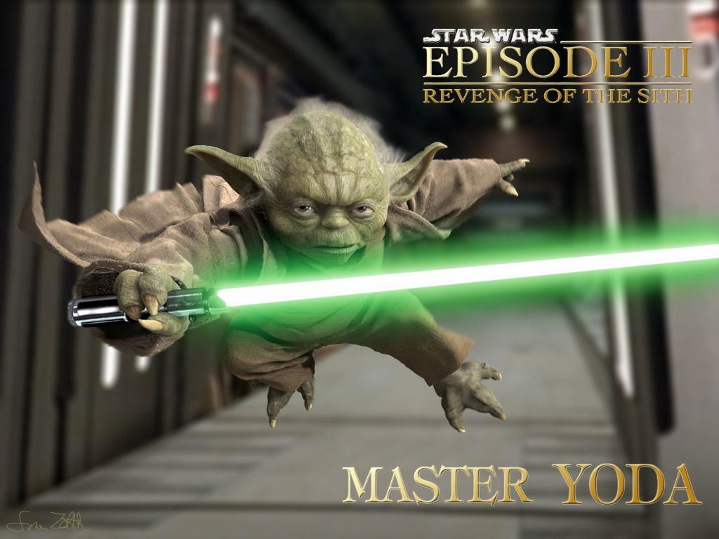 Taking Yoda s sixty odd lines