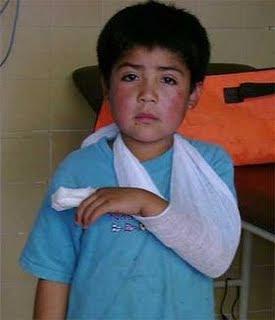 Cile. Polizia irrompe in un accampamento Indio: 1 ferito grave