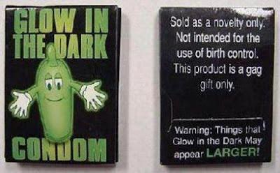 Conoce los condones mas extraños, raros y curiosos