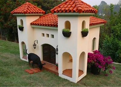 """Fotos preciosas de casas """"Cuchas"""" para perros"""