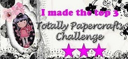 Totally Papercrafts Challenge