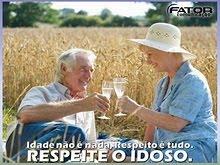 Respeite os idosos