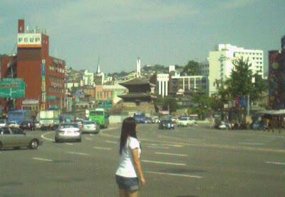 Dongdaemun Gate, south face